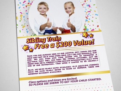Design you a High quality business flyer