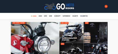 publish a Guest Post on gomotoriders/gomotoriders.com DA 21