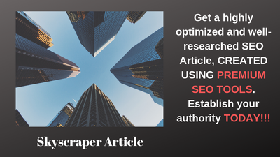 write a 2000 word Skyscraper SEO Article on IT or Finance Topic