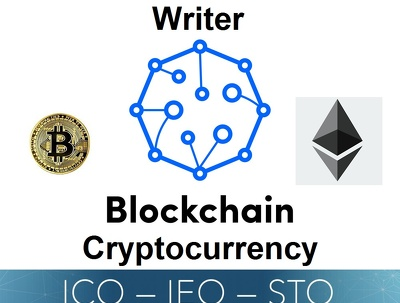 Write articles on blockchain and cryptocurrency