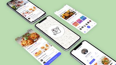 Premium Quality Mobile App Design for Android/iOS (UI/UX)