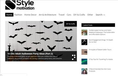 dofollow Guest Post on DA 59 Blog StyleMotivation.com