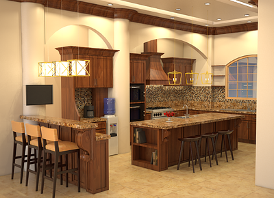 Interior design for your Kitchen