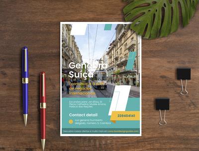 Design event flyer real estate flyer business flyer