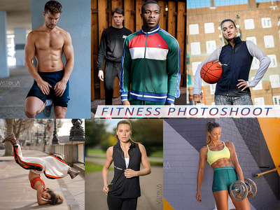 offer a Fitness Photoshoot for Models, PTs or Instagrammers