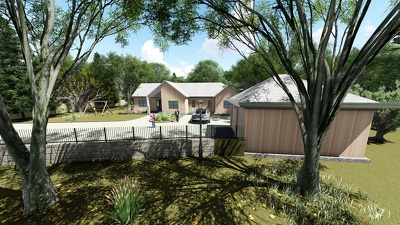 Work on  Architectural visualization, Architectural 3d rendering