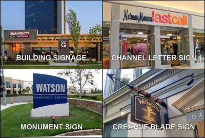 Do conceptual Sign Design to help your business