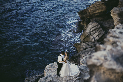 Retouch and  design your wedding album