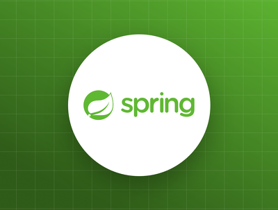 Develop a java spring web application with security integration