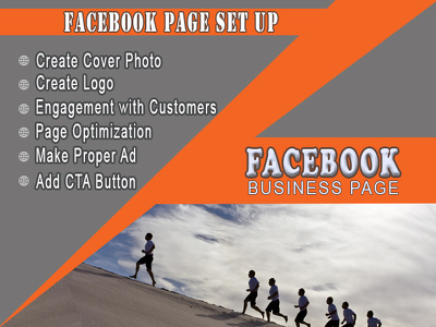 Develop and optimize  your facebook business page