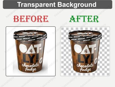 Make 10 images background in white transparent custom color