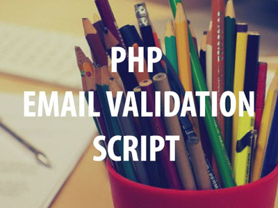 create email validation script