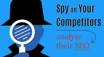 Analyse your competitor site and provide full seo report