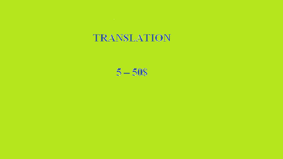 Translate texts in different languages