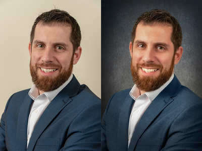 Edit and retouch one portrait image