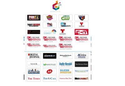 Do press release write + distribution on Google News + 250 news