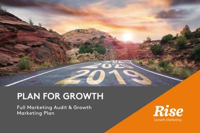 Full Marketing Audit & Marketing Plan