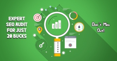 Expert SEO audit and Advice to Improve Your Site's Ranking