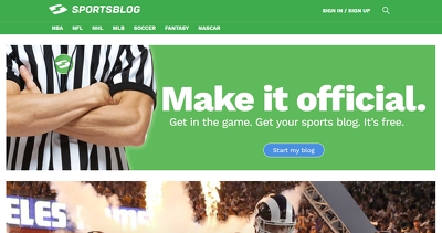 write And submit Guest Post On DA 83 Blog Sportsblog.com