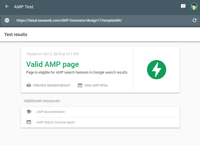 Convert your HTML/Design to Validated AMP for $25