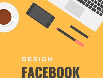 design an eye-catching facebook cover