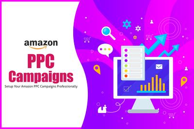 Setup your Amazon PPC Adverts Professionally