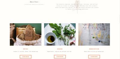 Design squarespace website