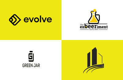 Design professional flat bespoke logo + source file