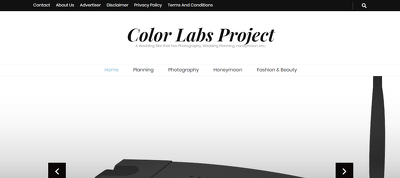 Add a Guest Post on Wedding/Lifestyle Blog -ColorLabsProject.com