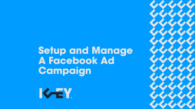 Setup and manage a Facebook Ad campaign for 1 month