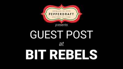 write & publish an article on BitRebels.com (BitRebels)