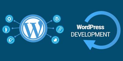 Create a one page wordpress website