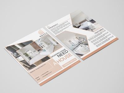 Design business Flyer, Brochure, Leaflet just in 10$