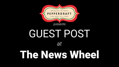write & publish an article on TheNewsWheel.com