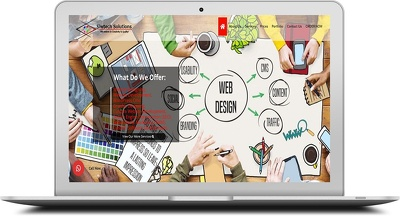 Design eye chatching website for your business.