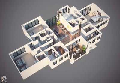 Provide 3D Floorplan  Fully Furnished