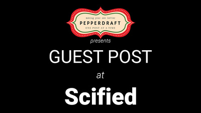 Write & publish an article on Scified.com
