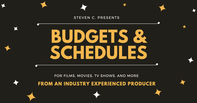 Budget and schedule your film, movie, short, or pilot