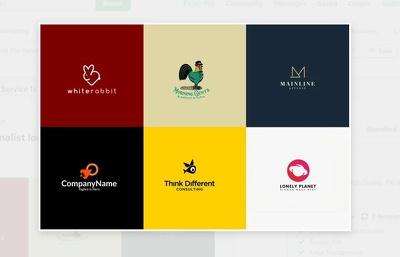 Design World Class Minimalist And Luxury Logo