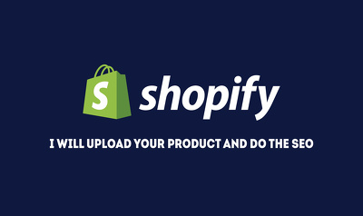 Upload 50 product and do the product SEO in shopify