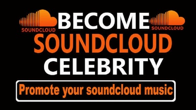 viral soundcloud track or page promotion in social audience