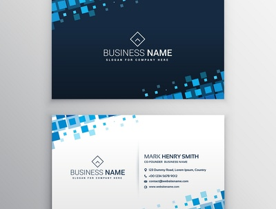 Design a Business Card Stunning Double side ready to print
