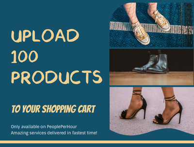 Do 100 products entry in your eCommerce shop