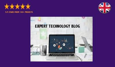 Write an expert technology article of 2500 words