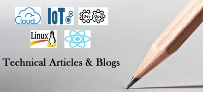 Write technical articles and blogs.