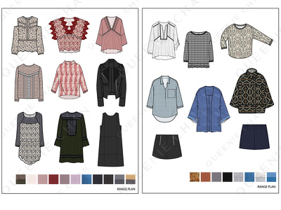 Create FASHION Technical CAD (a.i.) from your photo or sketch