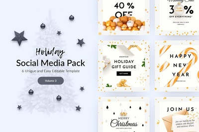 Be your graphic designer for 1 day (XMAS,NEW YEAR SALE OFFER)