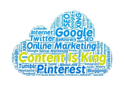 Write content for your website, blog or social media pages