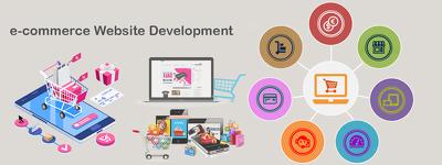 Standard e-commerce website based on wordpress