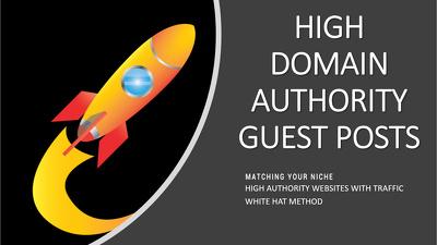 Create a post for your website on a DA55+ Website